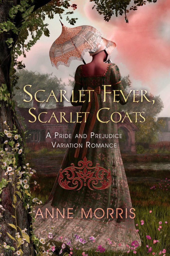 Scarlet Fever, Scarlet Coats Cover